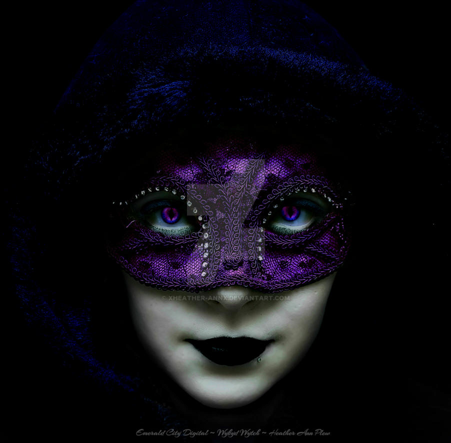 Masquerade by XWykydWytchX