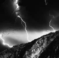 Lightning Storm  by XHeather-AnnX