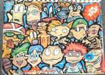 90's Nicktoons