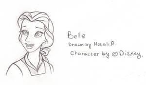 Belle by inspired-flower