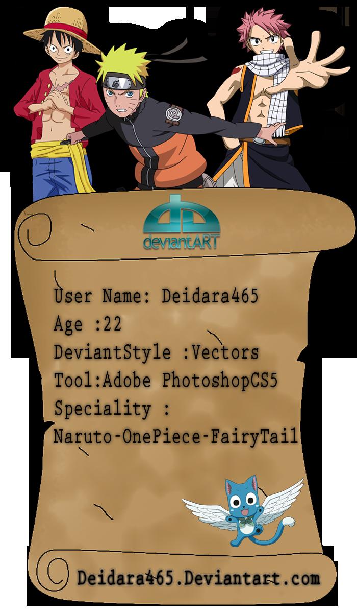 Deidara465's Profile Picture