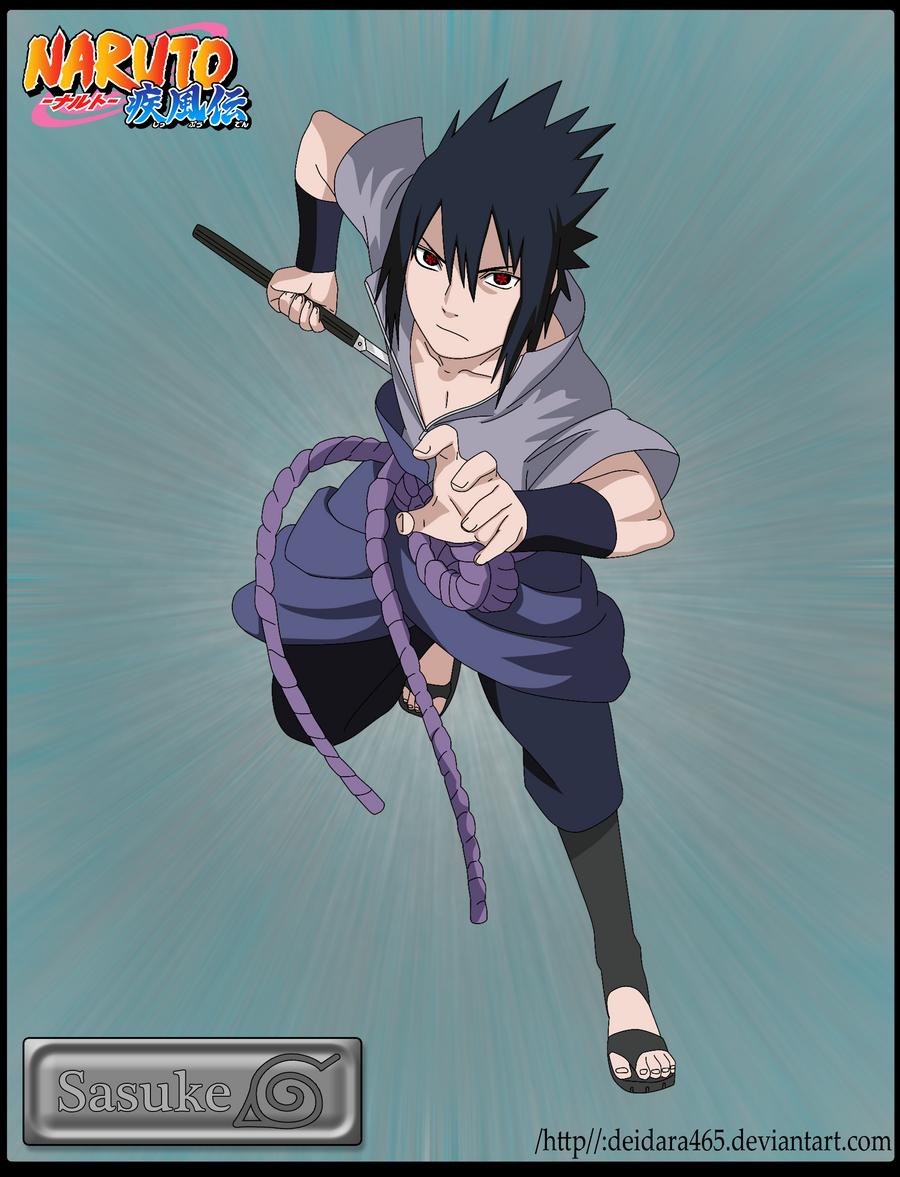 Sasuke 2 by Deidara465