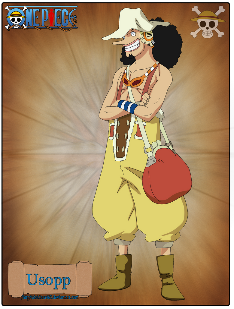 One Piece - Franky impresses Usopp and Chopper after 2 ... |One Piece Usopp After 2 Years