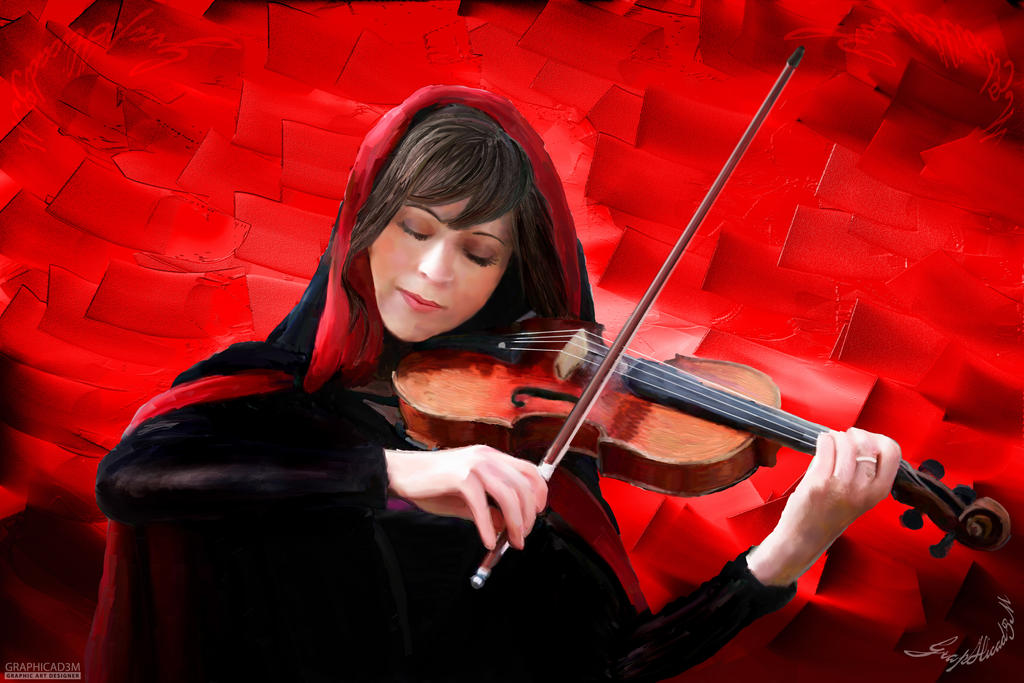 Lindsey Stirling by Graphicad3m