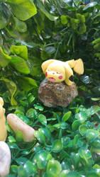 pikachu durmiente by isusbalam2009