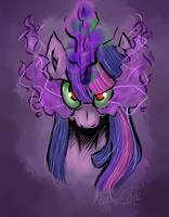 Evil Twilight by AlysTown