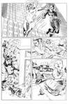 X-Men Pencils pg. 4
