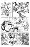 X-Men Pencils pg. 5
