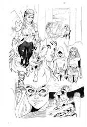 Secret Empire: Underground pg. 21 by ExecutiveOrder9066