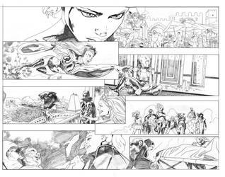 Extraordinary X Men 17  pgs 14 and 15 by ExecutiveOrder9066