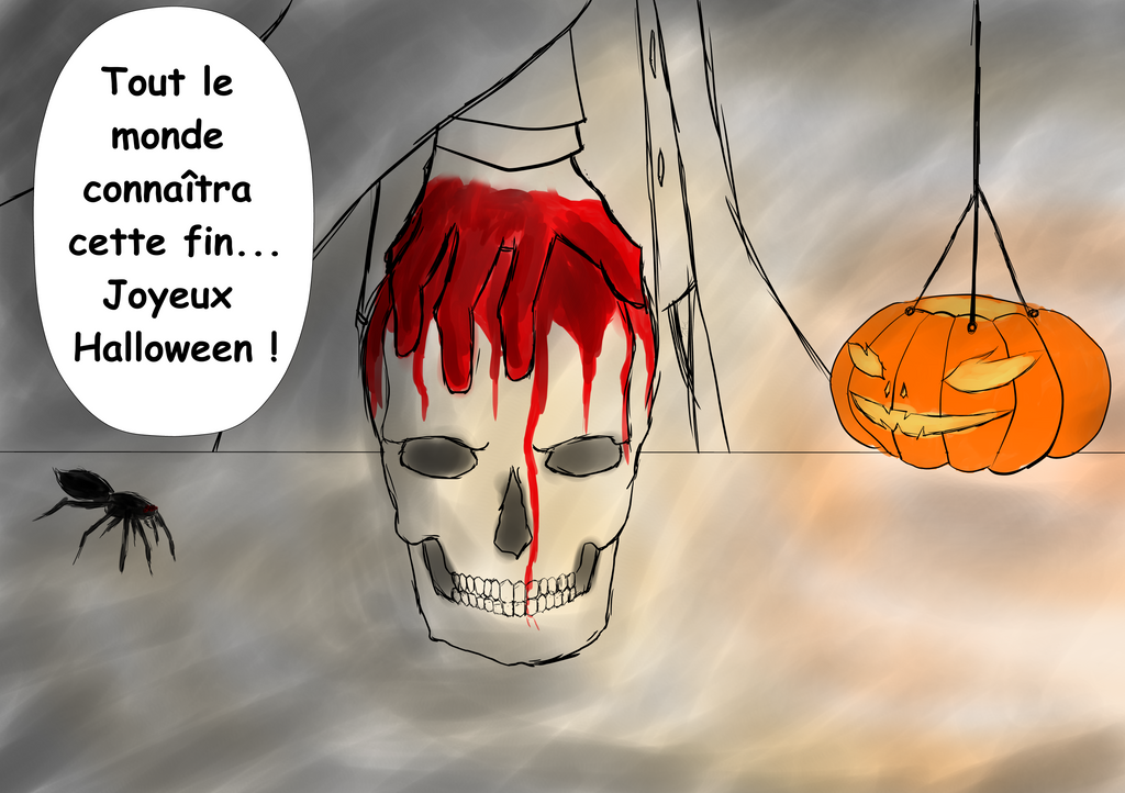 Halloween 2014 by PhoenixWalker