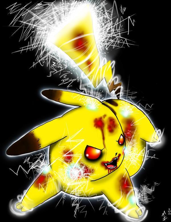 evil pikachu wallpaper - photo #31