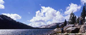 Tenaya Lake Yosemite by TheDarkKnight78