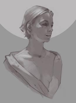 Mary Portrait