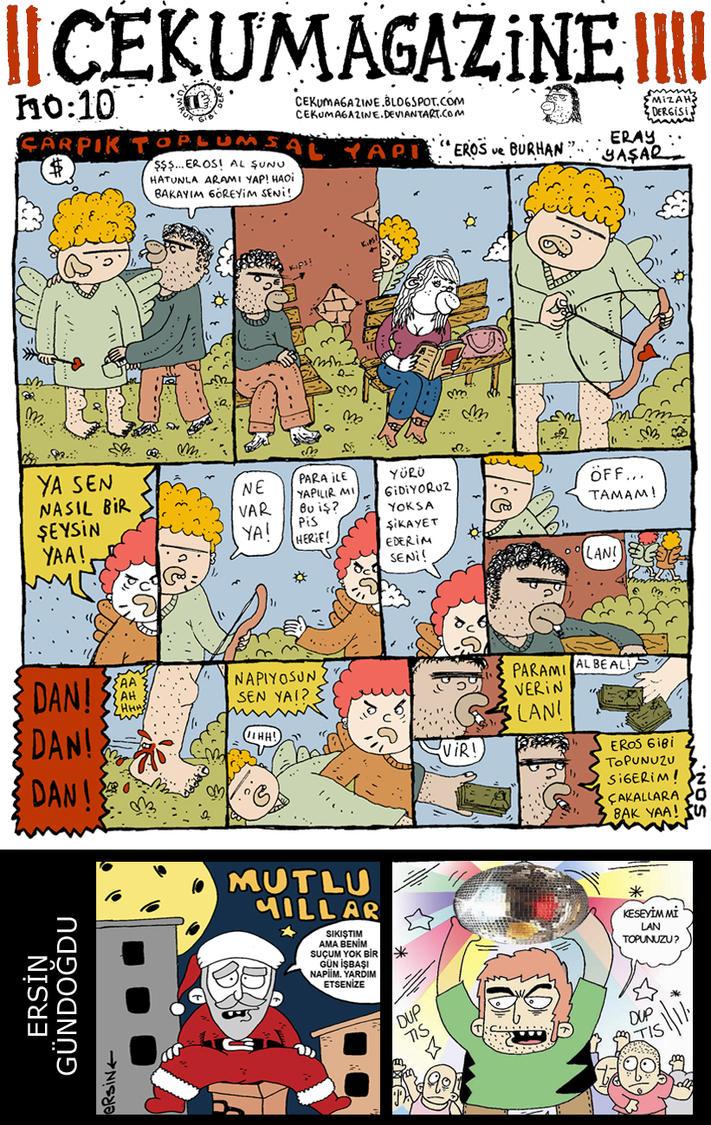 cekumagazine sayi 10 - sayfa 2 by cekumagazine