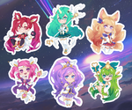 Star Guardians charms!
