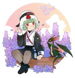 [P] Happy birthday Melon!