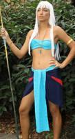 Kida from Disney Atlantis: the lost empire by AlessiaAzalina