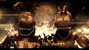 [SFM FNAF] Happy Halloween
