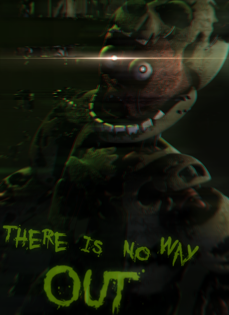 [SFM FNAF]  There is no way OUT by SkyProductions12