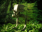 Star Wars AT-ST Walker Toy