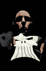 The Punisher by manson26