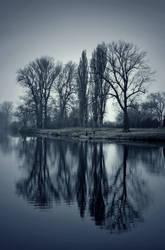Autumn mirror by TheJokerCZ