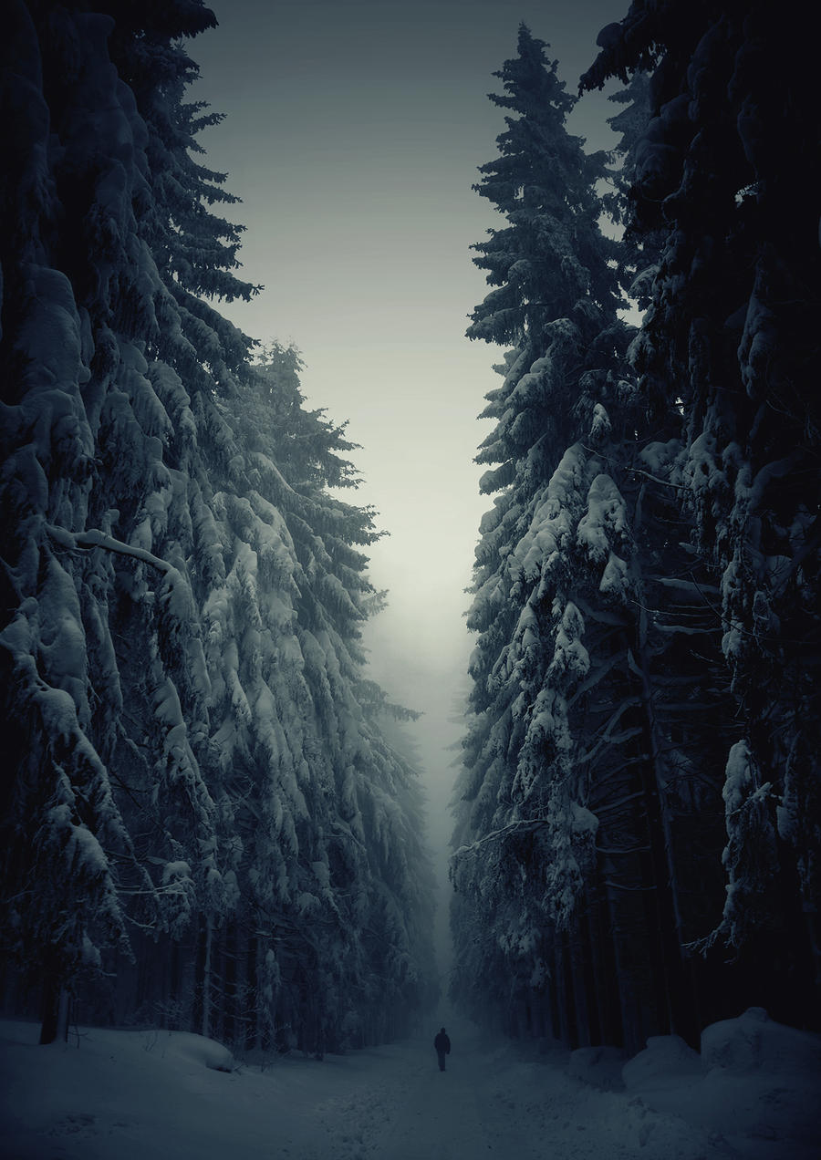 Darkness has fallen by TheJokerCZ