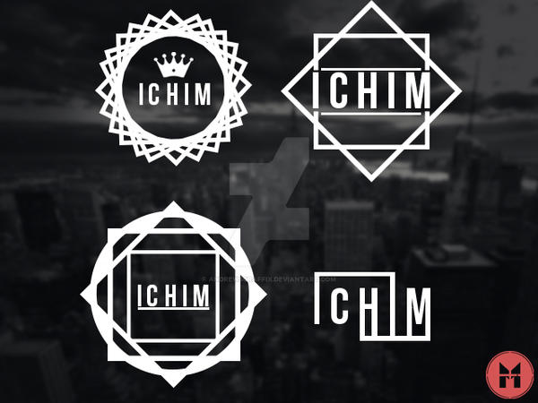 Logo Pack For Ichim by andrewsgraffix