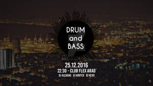 Cover Drum N Bass 25.12.2016 V2