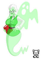 Cnf Supporting Cast: Miss Minkle by CheshireCaterling