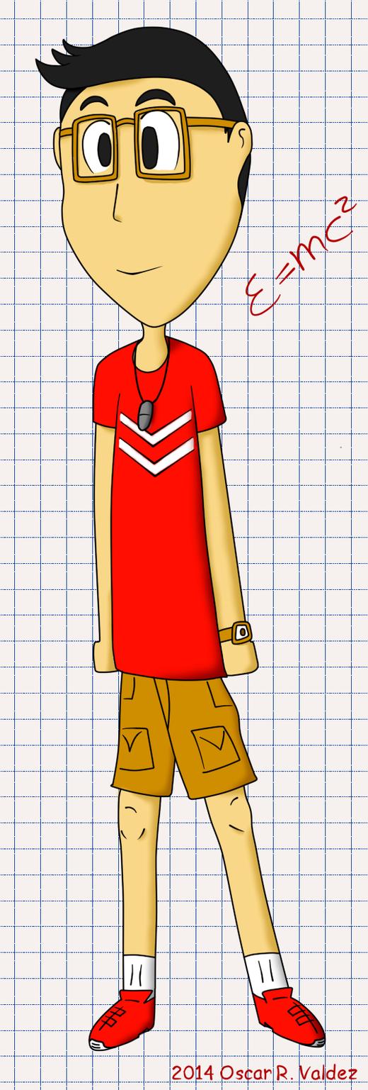 Random Character #1 by oscar-richard