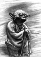 Yoda by Dead-Beat-Nick