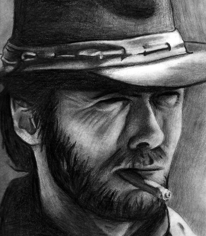 Clint Eastwood by Dead...