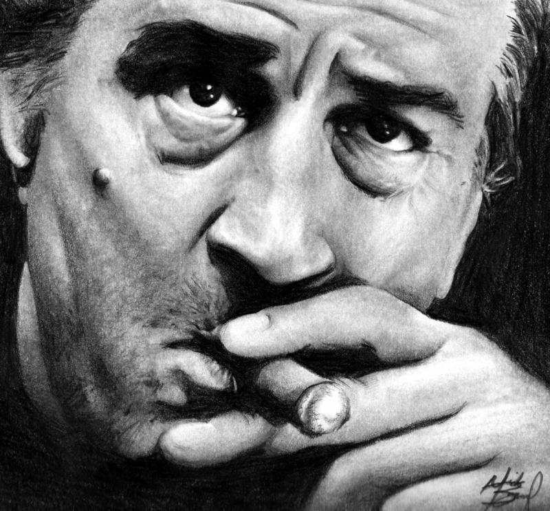 Robert De Niro II by D...