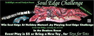 Soul Edge helps children