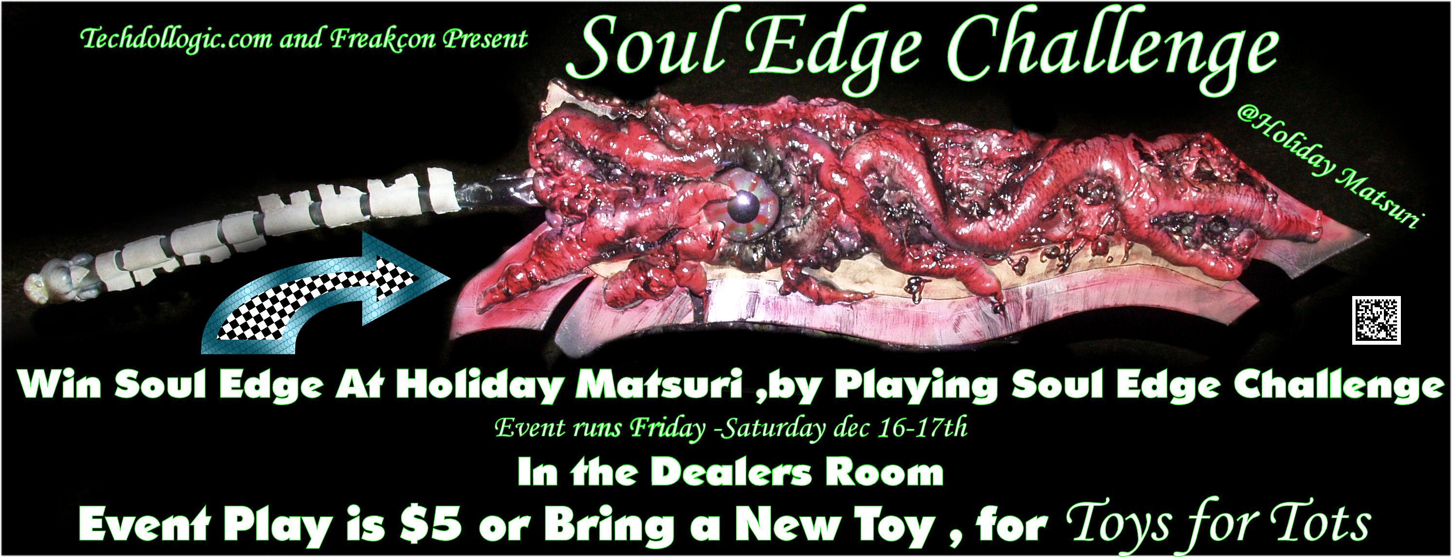 Soul Edge helps children
