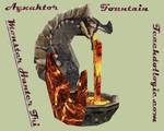 Magma fountain Agnaktor
