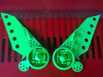 Robo Shark Headphones Prototype (for sale)