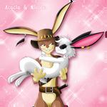 Acacia y Nicole