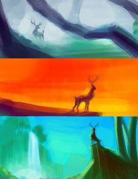 bambi color key