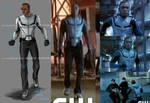 Smallville Cyborg
