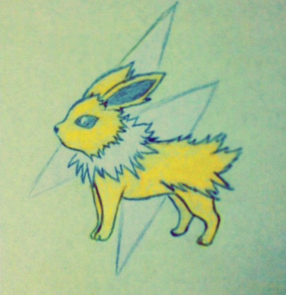 What level does jolteon learn thundershock?   Wikianswers ...