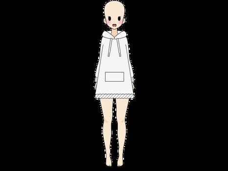 :~ Kisekae export 03 - Oversized Hoodie ~: