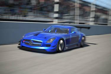 Sonic's Mercedes