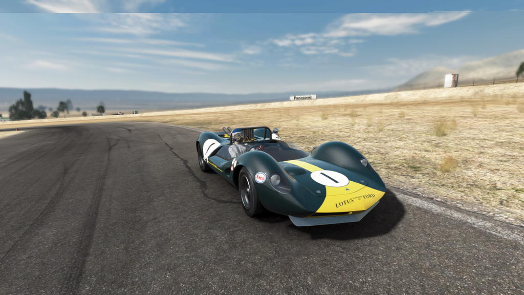 Vintage Lotus Race Car by SonicAndTailsfan64 on DeviantArt