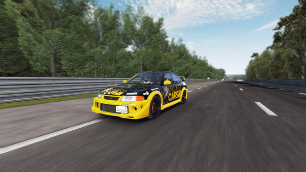 Project Cars Lancer