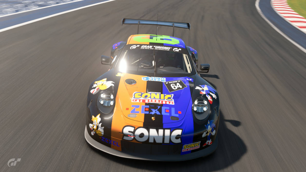 Brotherly Bond Porsche