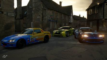 Insane Street Race