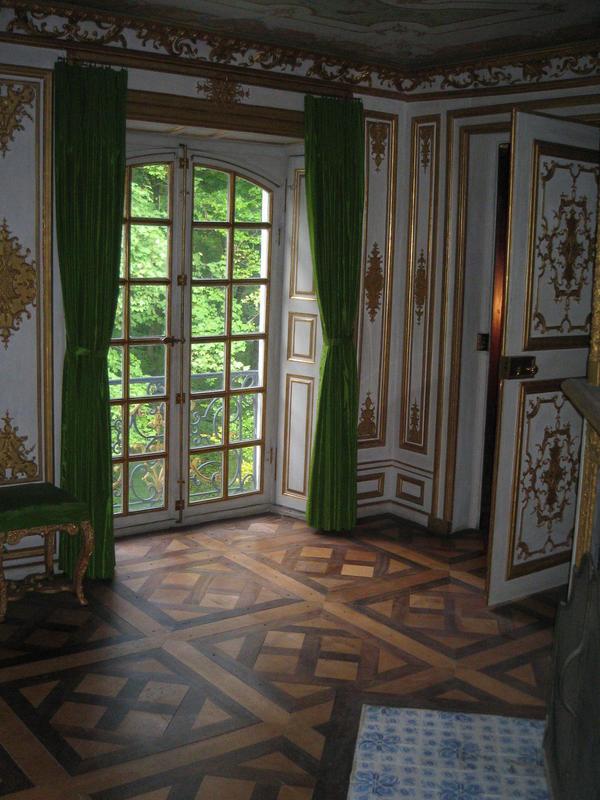 bedroom at pagodenburg II
